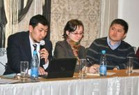 In Kyrgyzstan, Government institutions need to implement Islamic economics - says former Minister of Economic regulation
