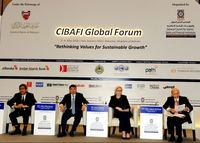 The meeting has witnessed the approval of the concept note of the CIBAFI Award